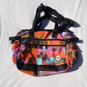 Roxy Multi-Colored Crossbody Bag
